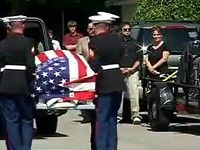 Christian Veterans Protect the Funeral of a Fallen Soldier - Inspirational Video - I'd be happy to stand next to these other veterans to honor our fallen....