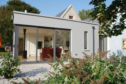 Home Extension - Munster Joinery - The professionals you can trust - Ireland's leading high performance energy saving window and door manufacturer