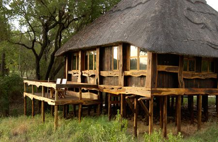 Relax and rejuvinate you senses in the African bush