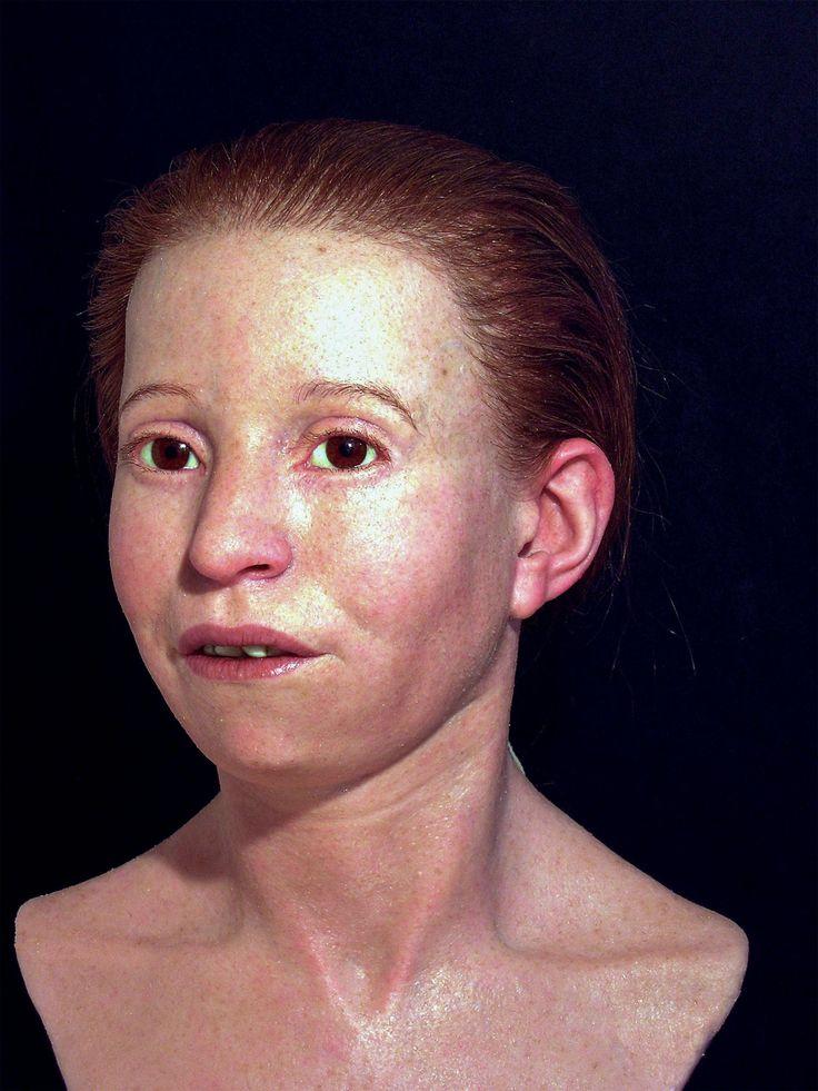 Reconstruction facial #12