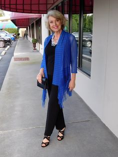 Fifty, not Frumpy: It's All About That Base!