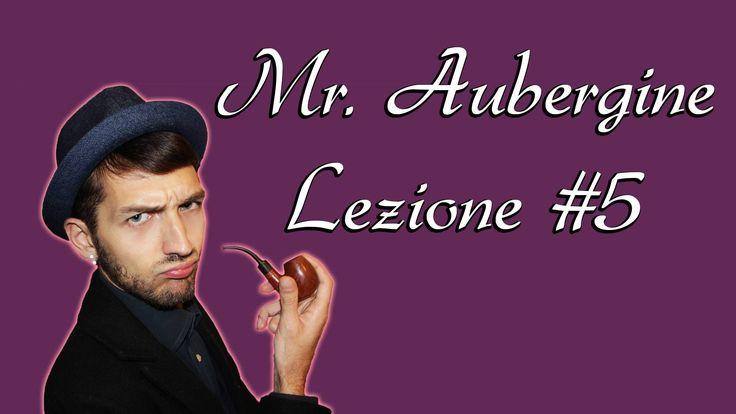 mr aubergine_videolezioni_inglese_per_italiani_lezione_5
