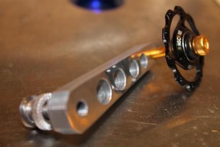 Ultralight Kettenspanner Singlespeed Alu /Titan in Altona - Hamburg Ottensen | Fahrrad Zubehör gebraucht kaufen | eBay Kleinanzeigen