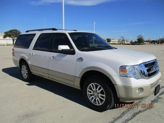 2010 Ford Expedition El King Ranch 4wd Ecars Auto Dealership