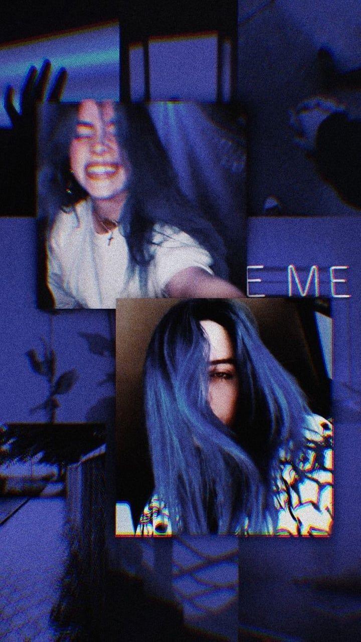 Hintergrund BILLIE EILISH Billie Eilish Hintergrund