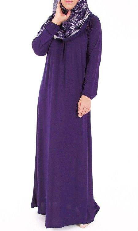 Kleid Abaya Maxi Dress – Rashida Amin - Islamic Clothing, Abaya, Jilbabs, Hijabs