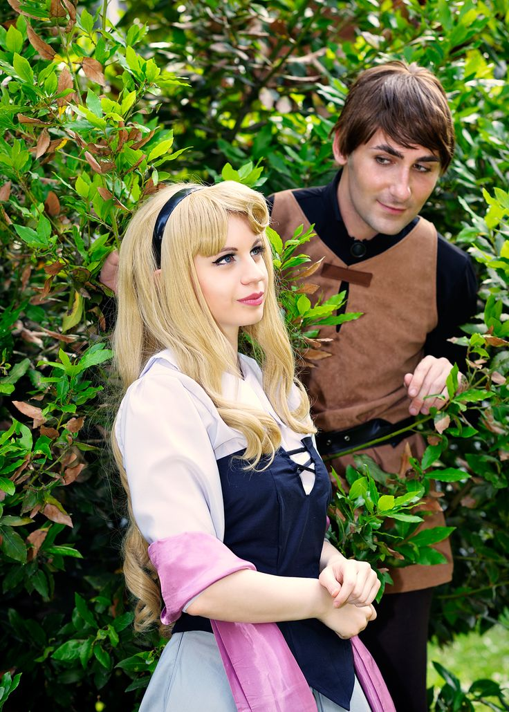 I want this for my halloween costume! Briar Rose and Prince Philip