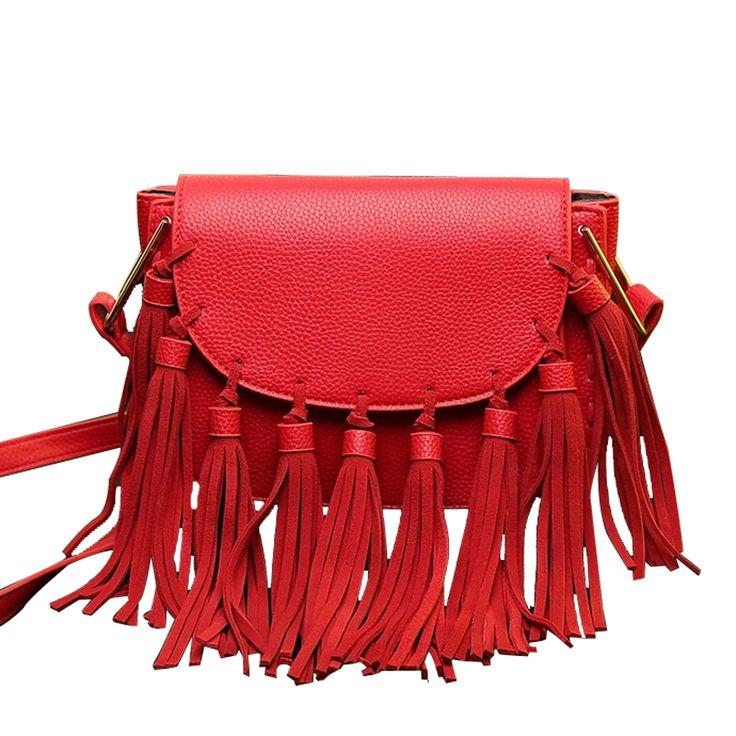 2015 bolsas de grife bolsa verde bolsas e bolsas das mulheres Fringe Tassel bolsa de ombro saco pequeno mensageiro bolsa Crossbody Bolsos em Bolsas Atravessadas de Bagagem & Bags no AliExpress.com | Alibaba Group