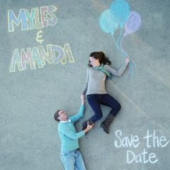 Photo Shoot Ideas - Love the use of sidewalk chalk for a save the date image!: Save The Date, Engagement Photo, Photo Ideas, Wedding Ideas, Dates, Cute Ideas, Weddings, Dream Wedding