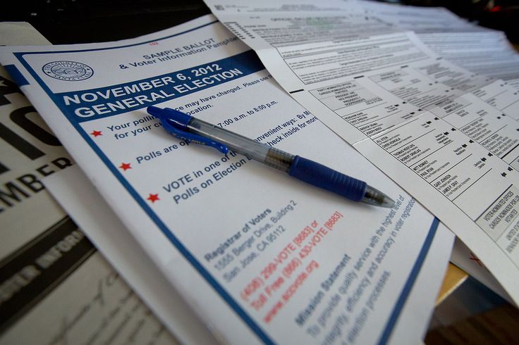 Paper is Still the Tech of Choice for California Elections  (KQED News 10 October 2014)