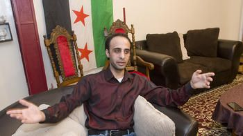 WATCH: Hussein Assaf says former Allentown residents are starving in Madaya, Syria