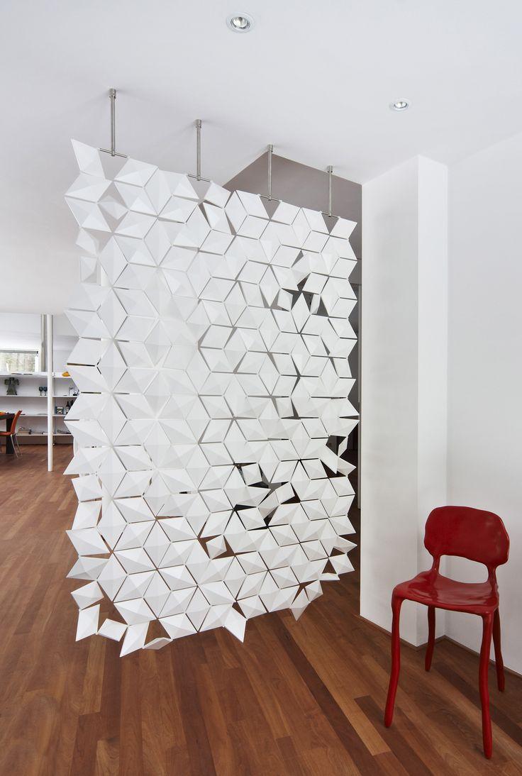 194 best room dividers images on Pinterest | Panel room divider ...