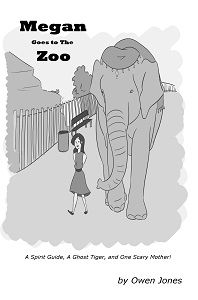 Megan Goes to the Zoo vol 16 in the Megan Series