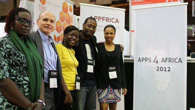 WHY TECH INNOVATORS ARE AFRICA'S FUTURE: Apps4Africa has just announced the three winners of its 2012 competition, showcasing the best in African innovation.