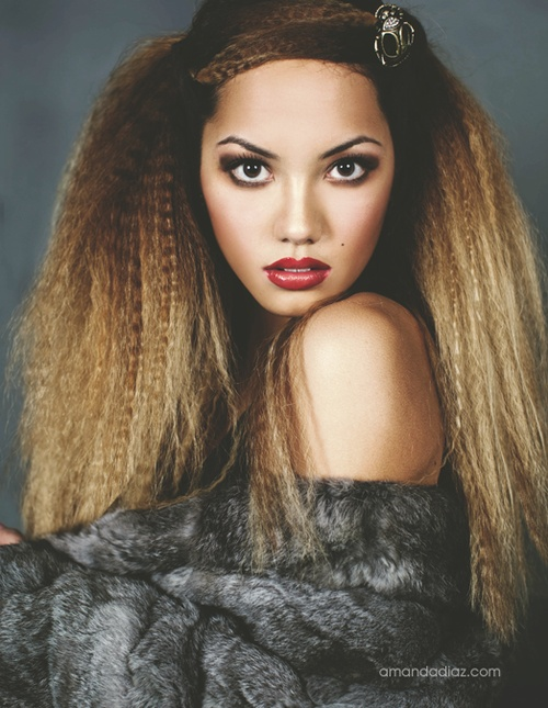 8 best crimped hair images on pinterest crimped hairstyles crimped hair is back and we love it urmus Images