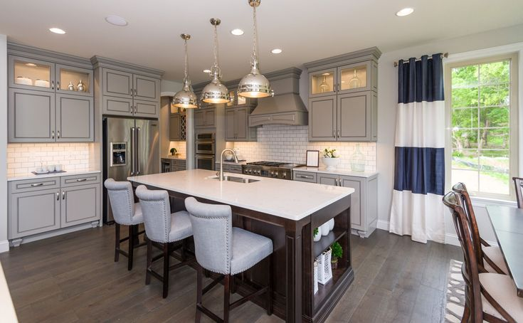 5 Kitchen Design Trends to Take From Model Homes #www ...