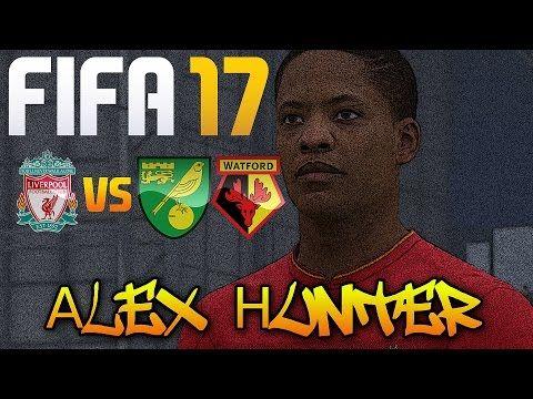 [# 32] Gameplay FIFA 17 - Droga do sławy - Alex Hnter - Liverpool vs Nor...