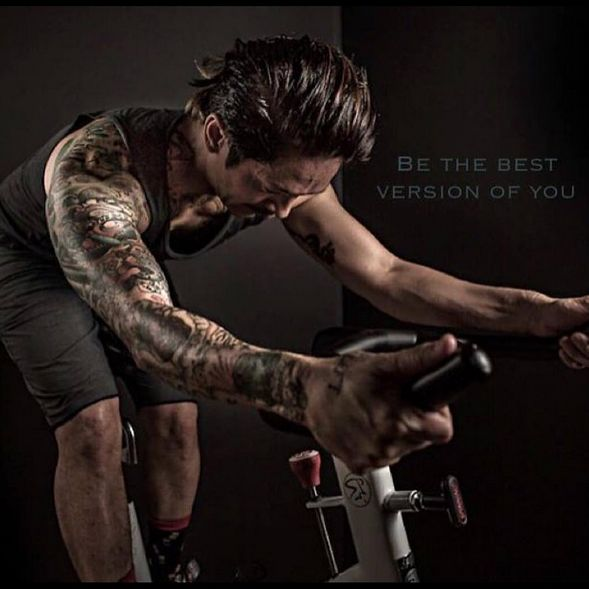 indoor cycle... spin instructor. DEFINE REVolution. be the best version of you