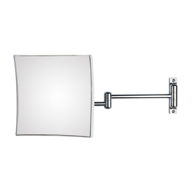 102 best elegant modern magnifying mirrors images on - Magnifying wall mirrors for bathroom ...