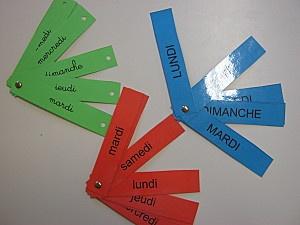 Dynamiser les rituels de la date en grand groupe pour ma classe de moyens grands de maternelle.