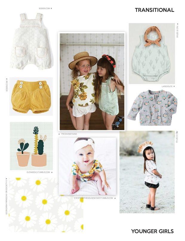 Spring/Summer 2017 - Kidswear Trend Magazine   Book Preview