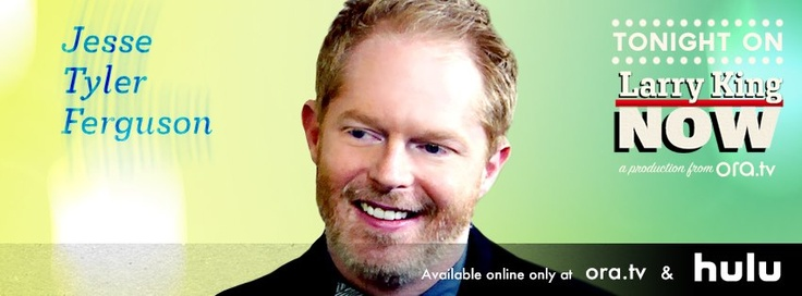 Modern Family's Jesse Tyler Ferguson tells us why he's taken to designing bow ties and opens up about his recent engagement to his partner, Justin. Plus, Jesse reveals secrets to upcoming Modern Family episodes! Watch this full episode of #LarryKingNow on Ora TV & Hulu: http://on.ora.tv/Z7n280