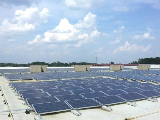 Ikea Announces Plans To Home Solar Panel Systems In The Uk