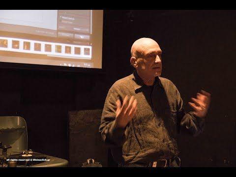 skepseis & photos: Η παρουσίαση του Χ. Κακαρούχα στο Cinemarian - vid...