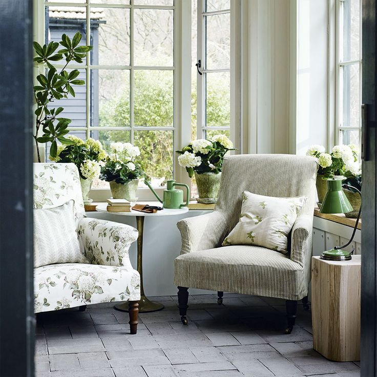 200 Best Conservatory Interiors Images On Pinterest Conservatory Interiors Sun Room And Home