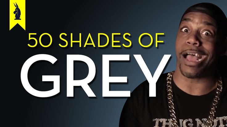 Fifty Shades of Grey Book Summary & Analysis – Thug Notes. ..most of my Notes are on Prof's Reading Bucket List
