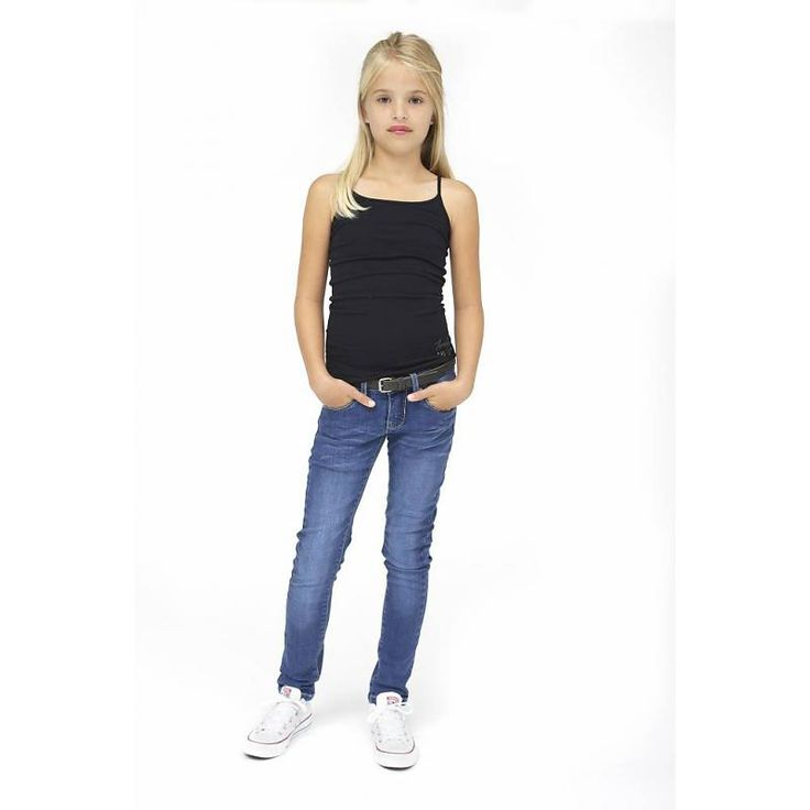Tumble `N Dry winter 2015 verkrijgbaar maat 92 t.m. 176 #vipkidz #tumblendry #kids #totlaatbestellen #volgendedaginhuis #bezorgen #kindermode #kinderkleding model Miami Girls Hi TE - NSL deep black