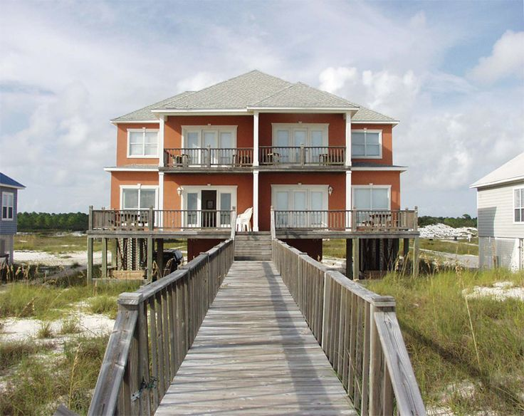 91 best images about florida house plans on pinterest for Duplex beach house plans