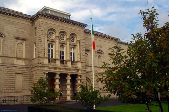 What are the Best Free Attractions in Dublin?: Get Arty at the National Gallery of Ireland