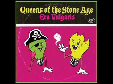 Queens Of The Stone Age 'Suture up your future'.