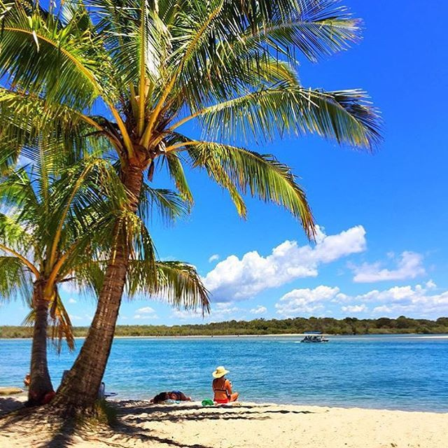 Soaking in the sunshine and views from Noosa River Holiday Park  The Noosa River Holiday Park is nestled on the banks of the gorgeous Noosa River where you can enjoy spectacular sunsets, river front campsites and a boat ramp with direct access to the river.