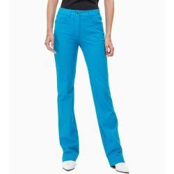 Outlet - Calvin Klein Bootcut-Hose aus Stretch-Baumwolle 42 Calvin Klein