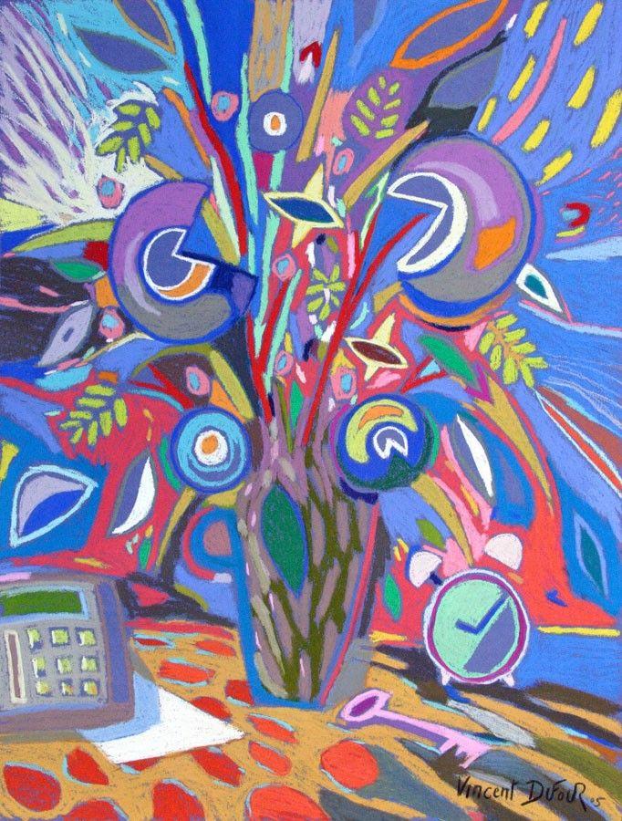 Très 53 best FIGURATION LIBRE # nouvelle figuration, pastel, tableau  CE01