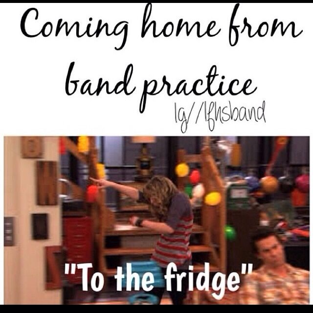 This is the truth | Marching Band Meme