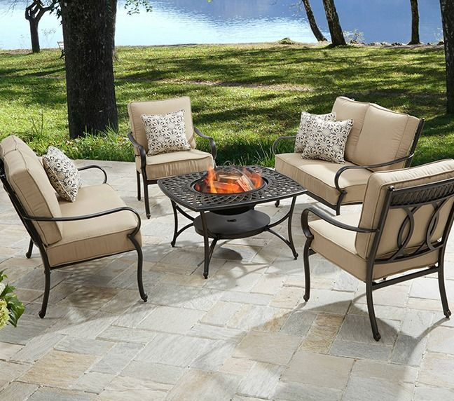 210 Best Images About Outdoor Living On Pinterest Replacement Cushions Walmart And Outdoor Rugs