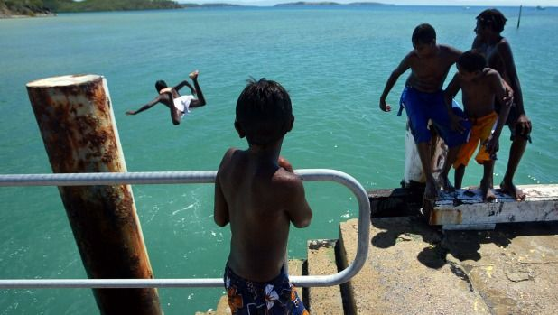 Australia is out of line with international standards in holding children as young as 10 criminally responsible for their actions, the global head of Amnesty International has said.