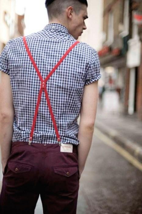 raspberry suspenders