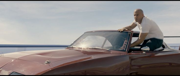 Luigi Borrelli Napoli Denim Pants inspired by Dominic Toretto in Fast & Furious 6   TheTake