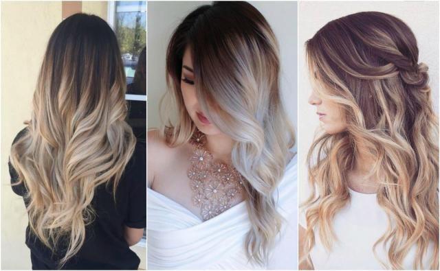Dziewczęce i stylowe fryzury ombre. TOP 12