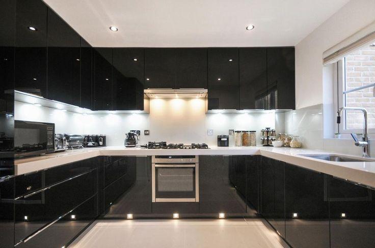 New Nolte Kitchen - Interior with Neff Appliances Kitchen - nolte küchen planer