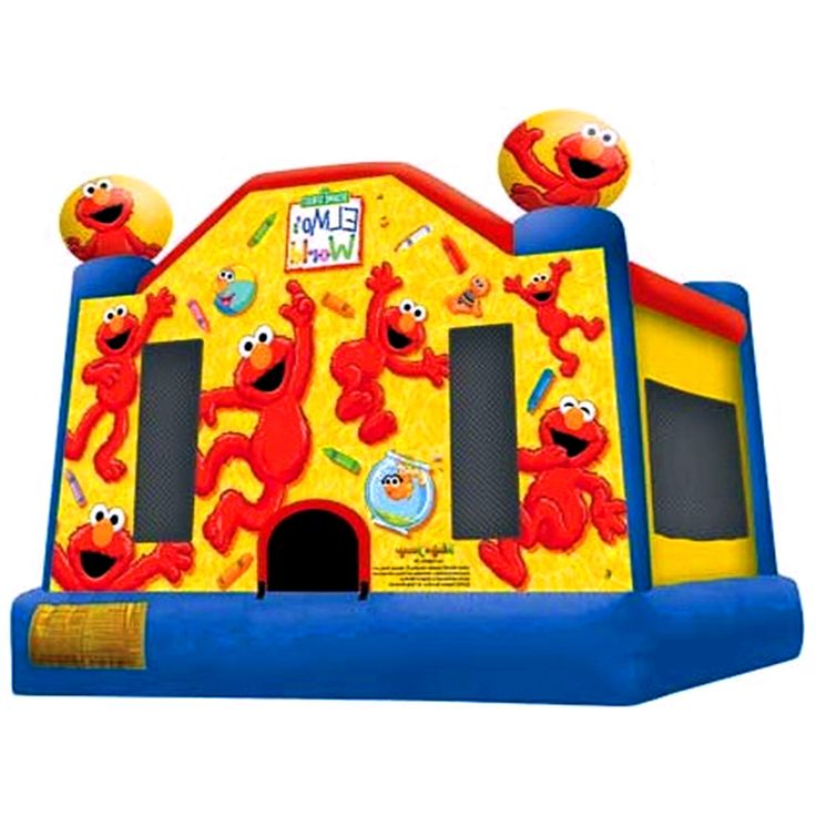 How To Buy Low-price And Best Bounce House Elmo World? Our Provide Commercial Bounce House, Discount Water Slide, Cheap Bouncy Games In Sale Inflatables Online