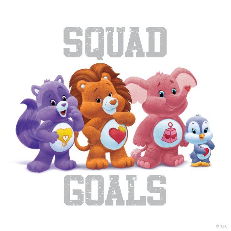 Cousins! Care bears cousins, Care bears, Care bear