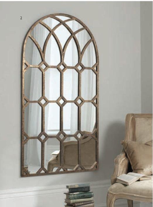 Khadra mirror by Gallery Homewares