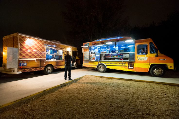 Austin Street Food Truck Denton