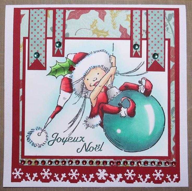 Kit du mois de Novembre par Nathalie