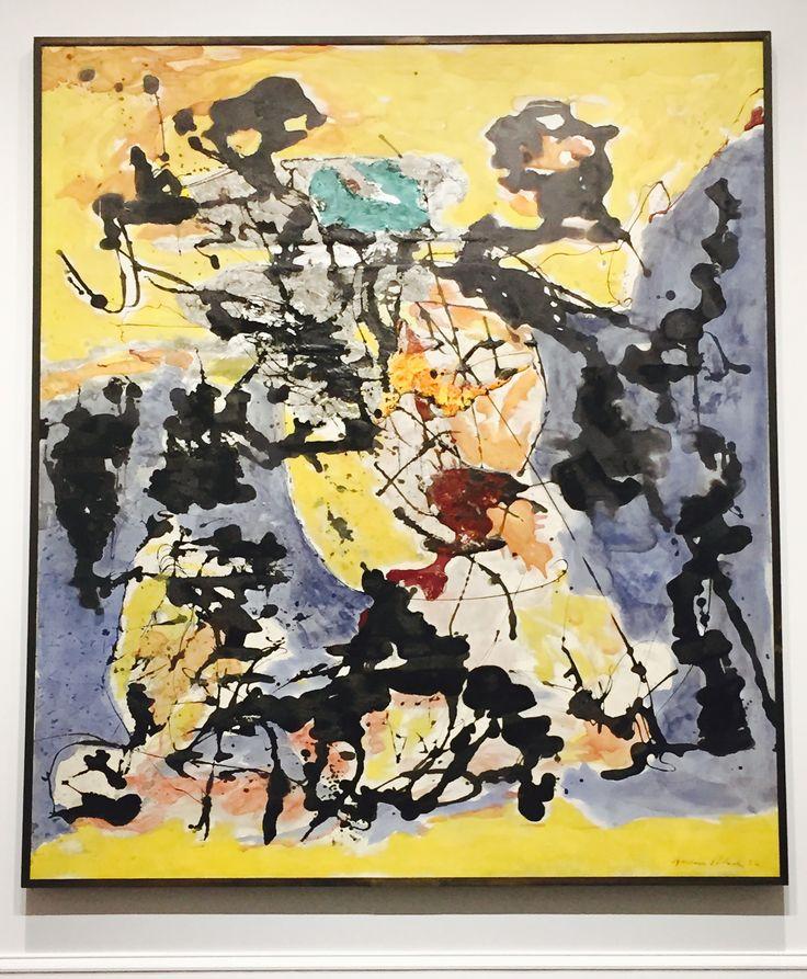 275 best Jackson Pollock Paintings images on Pinterest